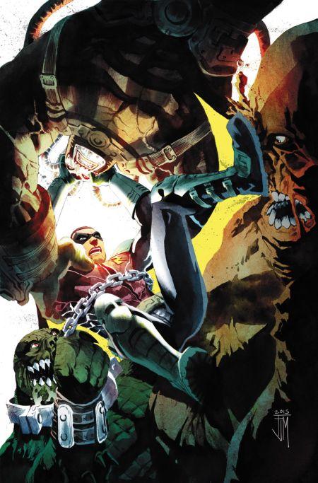 Comic - Batman Arkham Knight Robin 1 - 2015
