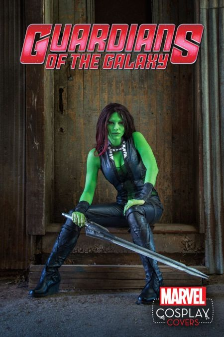 Guardians of the Galaxy #1 Cosplay Variant by Contagious Costuming