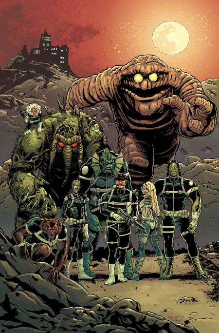 """Howling Commandos of SHIELD"" #1"