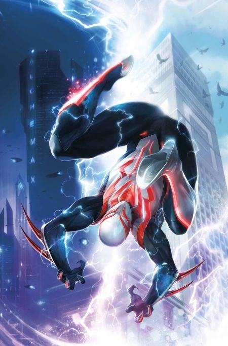 """""""Spider-Man 2099"""" #1"""