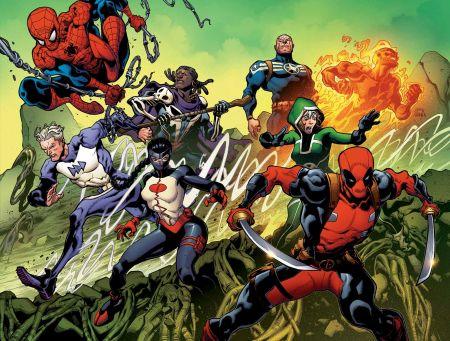 """Uncanny Avengers"" #1"