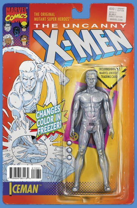 """""""Uncanny X-Men"""" #600 Variant by John Tyler Christoper"""