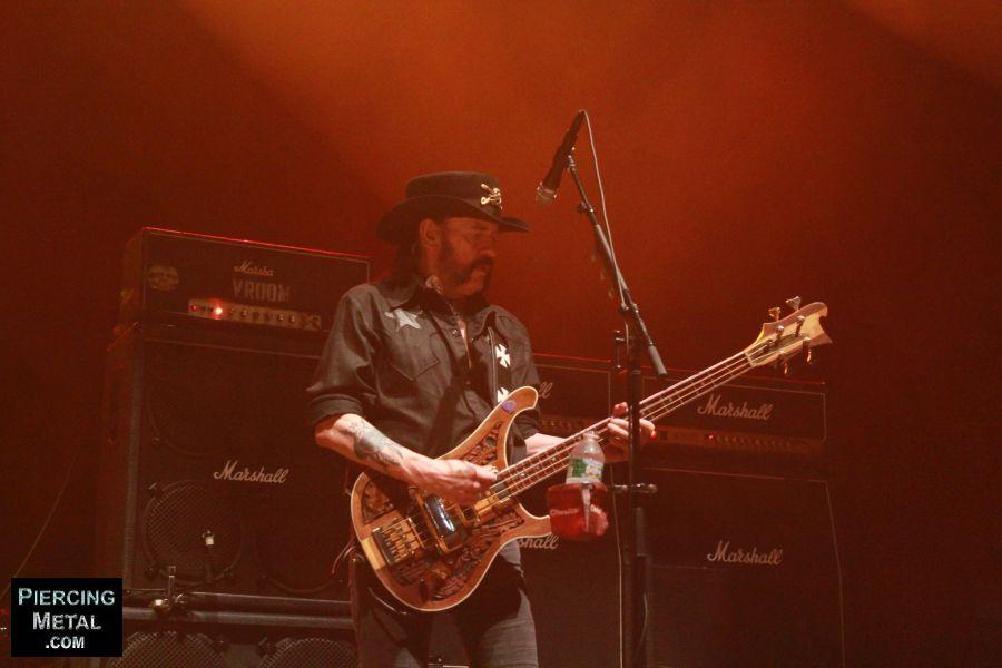 Motorhead: Live Photos @ Nikon at Jones Beach Theater (9/16