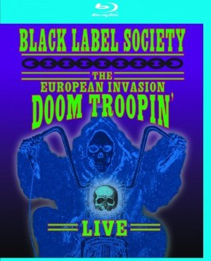 """European Invasion – Doom Troopin'"" [Blu-ray] by Black Label Society"