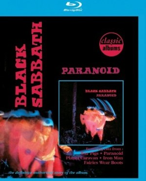 """Classic Albums: Paranoid"" [Blu-ray] by Black Sabbath"