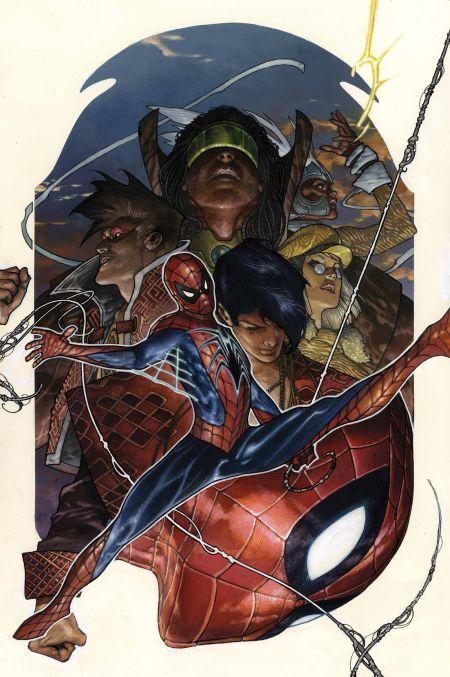 """""""Amazing Spider-Man"""" #1.1"""