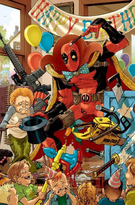 """Deadpool"" #2"