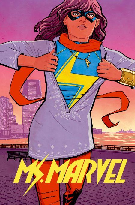 """Ms. Marvel"" #1"
