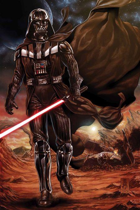 """""""Star Wars: Vader Down"""" #1"""