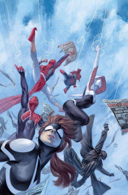 """Web-Warriors"" #1"