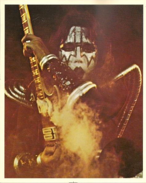 Photo - KISS Army  - Ace Frehley 1