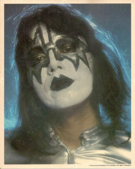 Photo - KISS Army  - Ace Frehley 2