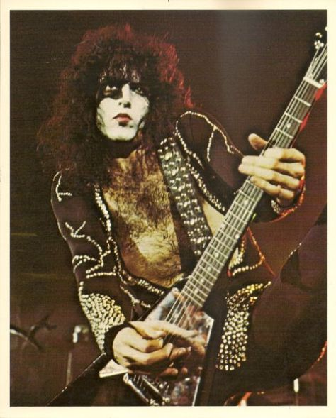 Photo - KISS Army - Paul Stanley 1