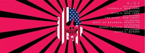 Tour - Pink Cigar - NYC 2015