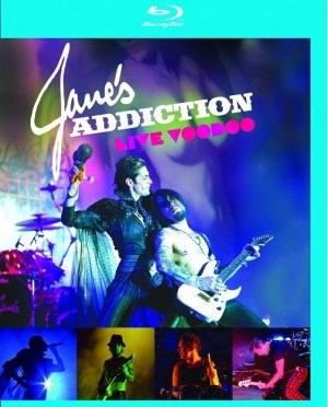 """Live Voodoo"" [Blu-ray] by Jane's Addiction"