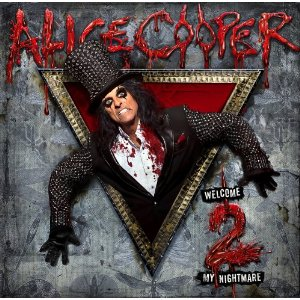"""""""Welcome 2 My Nightmare"""" by Alice Cooper"""