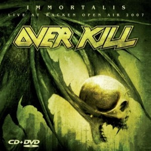 """Immortalis"" (Deluxe Edition) by Overkill"