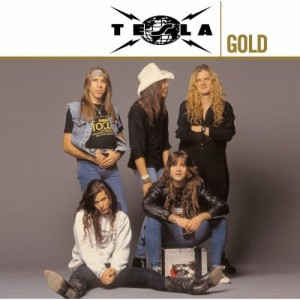 """Gold"" (remaster) by Tesla"