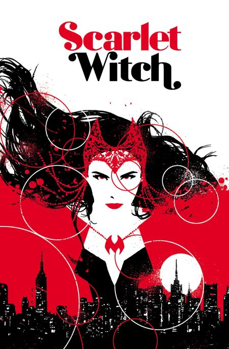 Comic - Scarlet Witch 1 - 2015