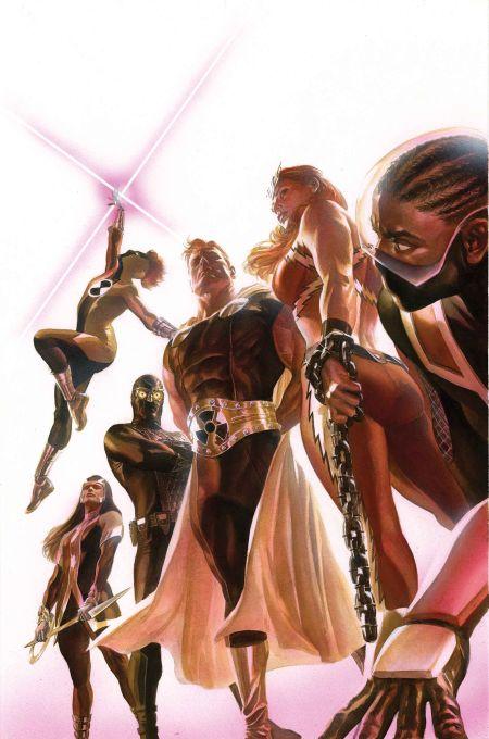 Comic - Squadron Supreme 1 - 2015