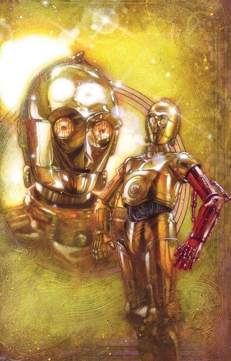 Comic - Star wars C-3PO 1 -2015