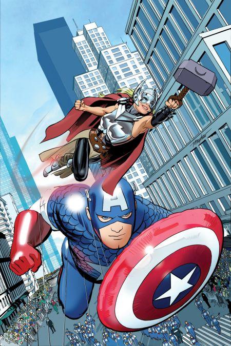 Comic - Thor 8 - NYC 2015
