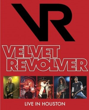 """Live In Houston"" by Velvet Revolver"