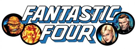 fantastic four comics logo
