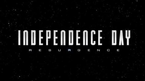 Logo - Independence Day Resurgence - 2016