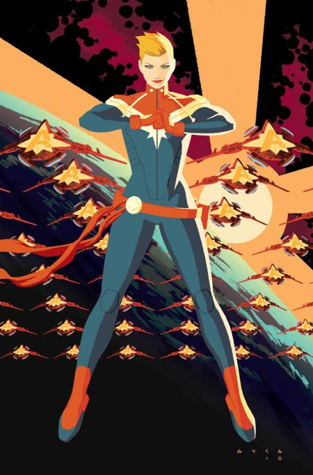 """Captain Marvel"" #1"