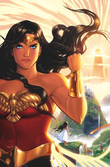 """Legend Of Wonder Woman"" #1"