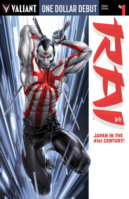 "One Dollar Debut ""Rai"" #1"