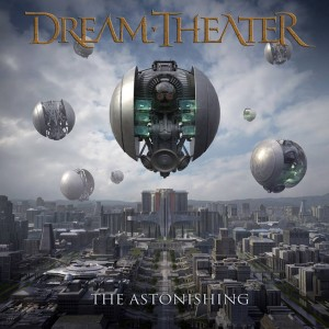 CD - Dream Theater - The Astonishing