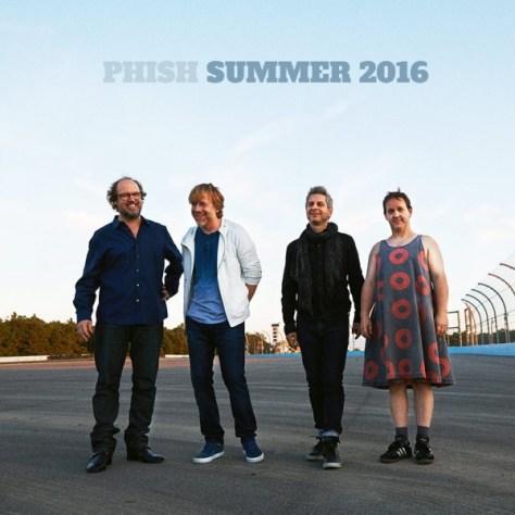 Photo - Phish - Summer 2016