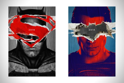 Poster - Batman V Superman DOJ - Teasers