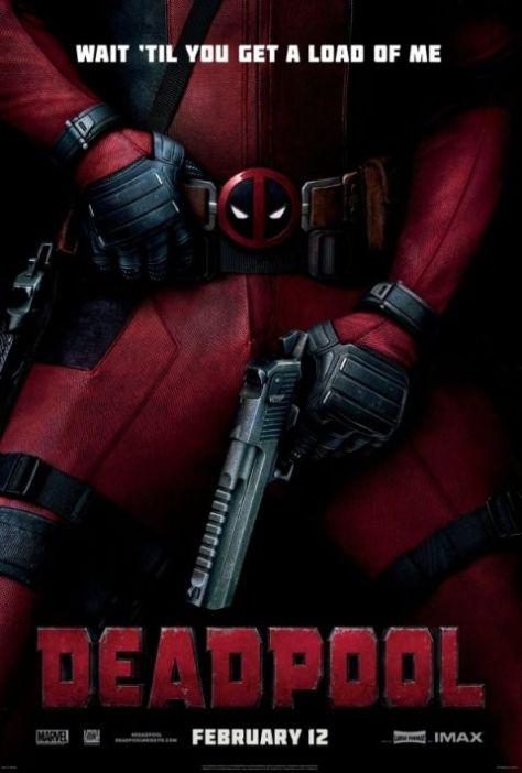 Poster - Deadpool - 2016
