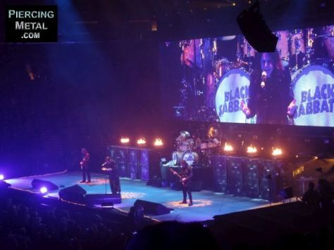 black sabbath, black sabbath concert photos