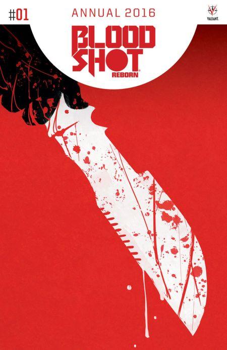 """Bloodshot Annual"" #1"