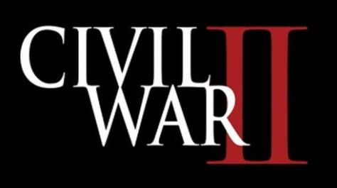 Logo - Civil War II