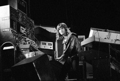 Photo - Keith Emerson