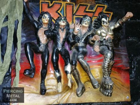 Sculpture - KISS - Destroyer