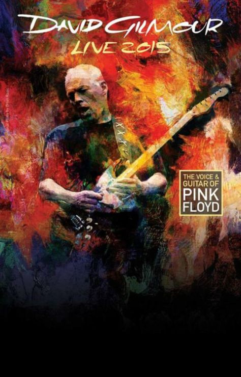 Tour - David Gilmour - Rattle That Lock 2016