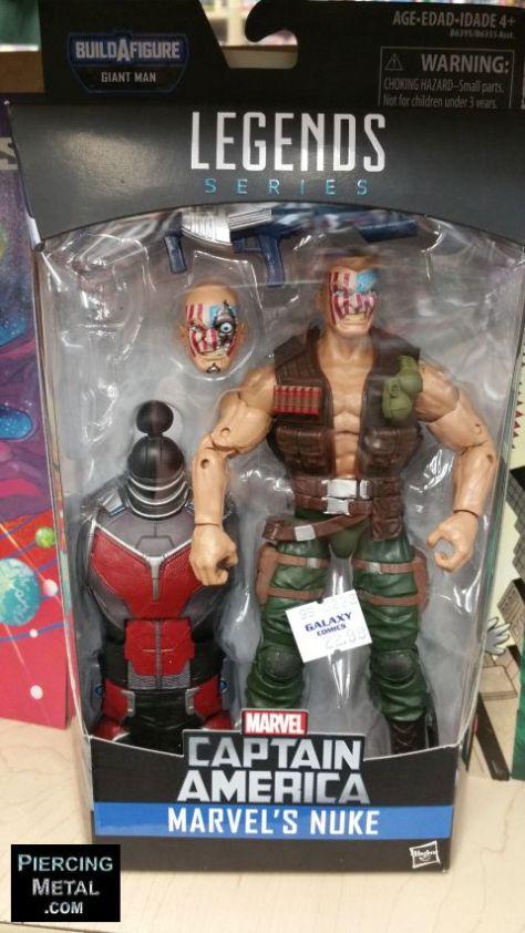 hasbro, hasbro toys, marvel legends series, marvel legends series action figures, build-a-figure giant man