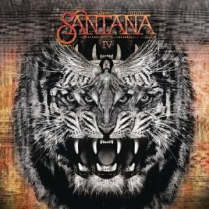 CD - Santana - IV