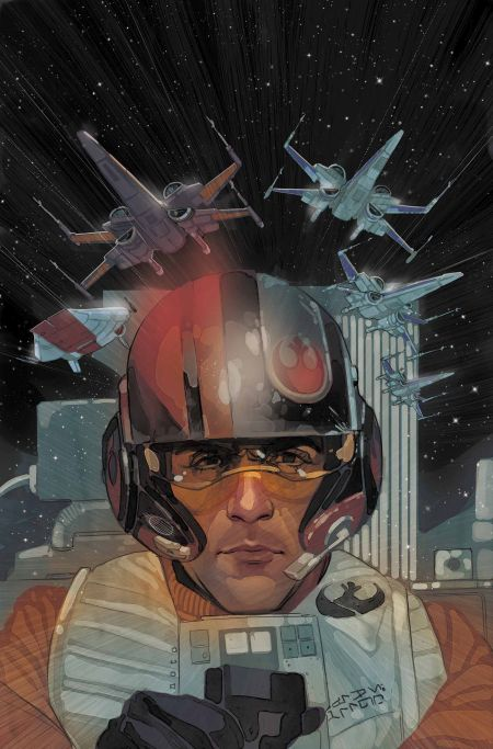 """Star Wars: Poe Dameron"" #1"