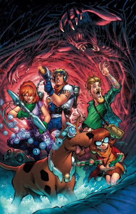"""""""Scooby Apocalypse"""" #1"""