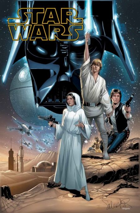 True Believers - Star Wars Covers #1
