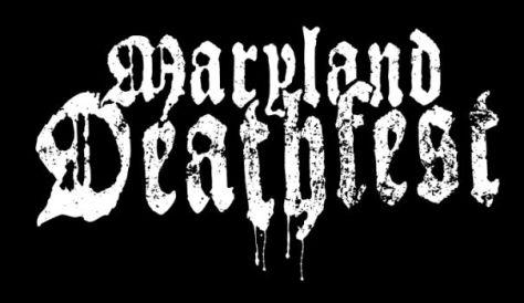 maryland deathfest logo