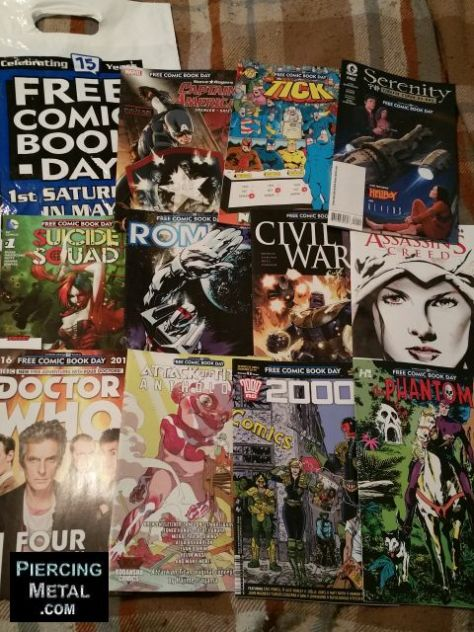 free comic book day, free comic book day 2016, fcbd, fcbd 2016