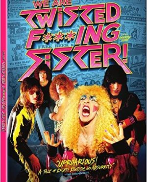 """We Are Twisted F**king Sister"" [Blu-ray] by Twisted Sister"
